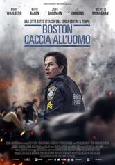 Locandina Boston - Caccia all'uomo