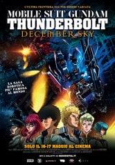 Locandina Mobile Suit Gundam Thunderbolt: December Sky
