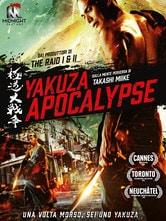 Locandina Yakuza Apocalypse: The Great War of the Underworld