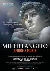 Locandina Michelangelo: Amore e morte
