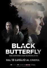 Locandina Black Butterfly