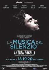 Locandina La musica del silenzio