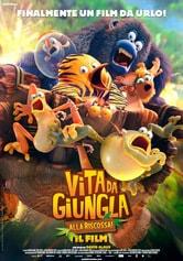 Locandina Vita da giungla alla riscossa: Il film