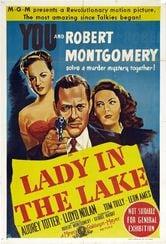 Una donna nel lago