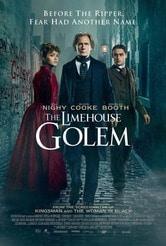Locandina The Limehouse Golem - Mistero sul Tamigi