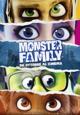 Locandina Monster Family