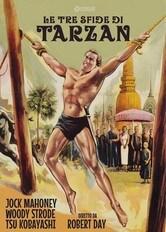 Le tre sfide di Tarzan