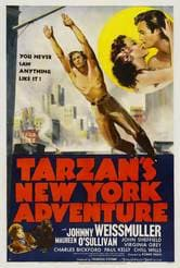 Tarzan a New York