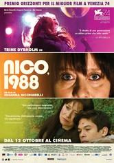 Locandina Nico, 1988
