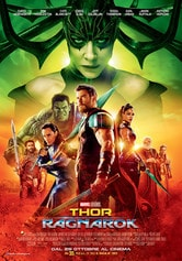 Locandina Thor: Ragnarok