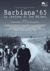 Locandina Barbiana '65 - La lezione di Don Milani