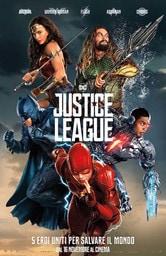 Locandina Justice League