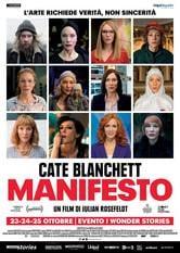 Locandina Manifesto