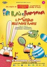 Locandina Pipì, Pupù e Rosmarina in Il Mistero delle Note Rapite