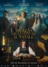 Locandina Dickens - L'uomo che inventò il Natale