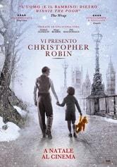 Locandina Vi presento Christopher Robin