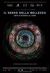 Locandina Il senso della bellezza - Arte e scienza al CERN