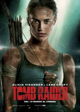 Locandina Tomb Raider