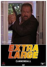 Detective Extralarge: Cannonball