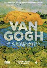 Van Gogh. Tra il grano e il cielo