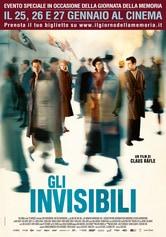 Locandina Gli invisibili
