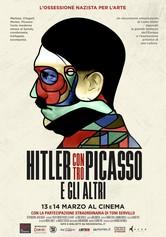 Locandina Hitler contro Picasso e gli altri