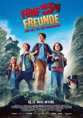 Fünf Freunde und das Tal der Dinosaurier