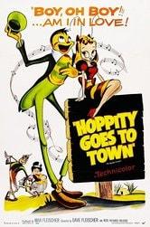 Hoppity va in città