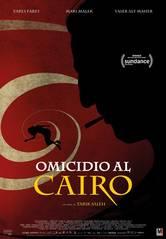 Locandina Omicidio al Cairo