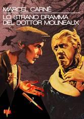 Locandina Lo strano dramma del dottor Molineaux