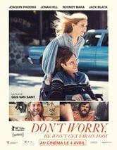 Locandina Don't Worry