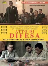 Locandina Atto di difesa - Nelson Mandela e il processo Rivonia