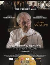 Locandina Gualtiero Marchesi – The Great Italian
