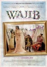 Locandina Wajib - Invito al matrimonio