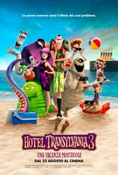 Locandina Hotel Transylvania 3 - Una vacanza mostruosa