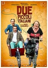Locandina Due piccoli italiani