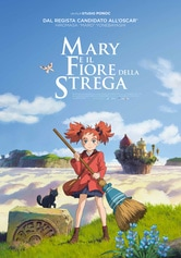Locandina Mary e il fiore della strega