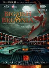 Locandina Big Fish & Begonia