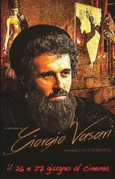 Locandina Le memorie di Giorgio Vasari