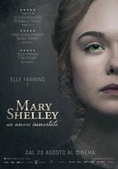 Locandina Mary Shelley