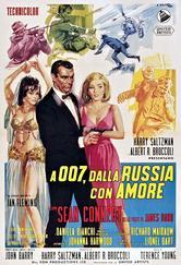 A 007. Dalla Russia con amore
