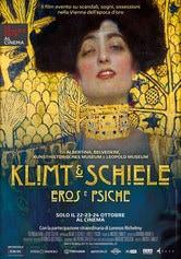 Locandina Klimt & Schiele. Eros e Psiche