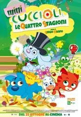 Locandina Mini Cuccioli - Le quattro stagioni