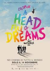 Locandina Coldplay: A Head Full of Dreams