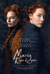 Locandina Maria Regina di Scozia