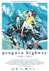 Locandina Penguin Highway