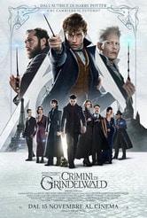 Locandina Animali fantastici: I crimini di Grindelwald