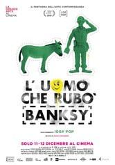 Locandina L'uomo che rubò Banksy