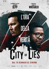 Locandina City of Lies - L'ora della verità