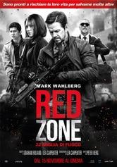 Locandina Red Zone - 22 miglia di fuoco
